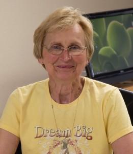 Our Librarian - Carolyn Hartmann