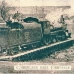 Cumberland Rose Turntable