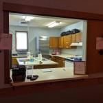 Kitchen Service Window