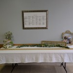 Sign-In Table