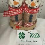 Lane Mills - Hot chocolate snowmen