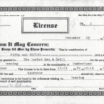Permit for Dancing, The Lariat Bar & Grill