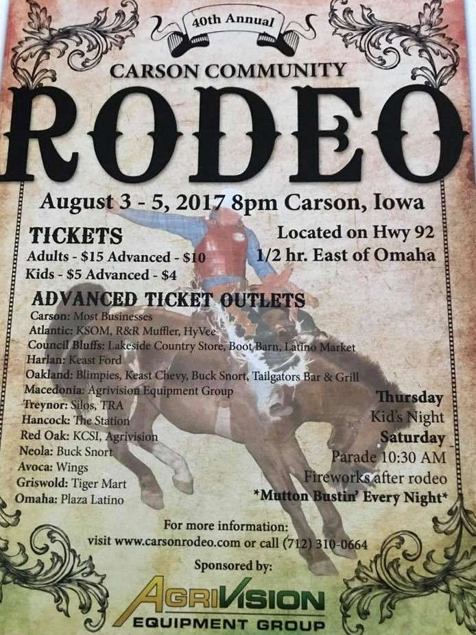 Carson Rodeo (2)
